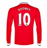 trikot-manchester-united-2014-15-home-rooney-10-fur-kinder