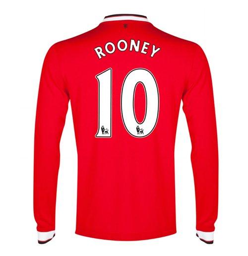 camiseta-manchester-united-2014-15-home-rooney-10-de-menino