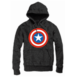 Sweatshirt Captain America  127574