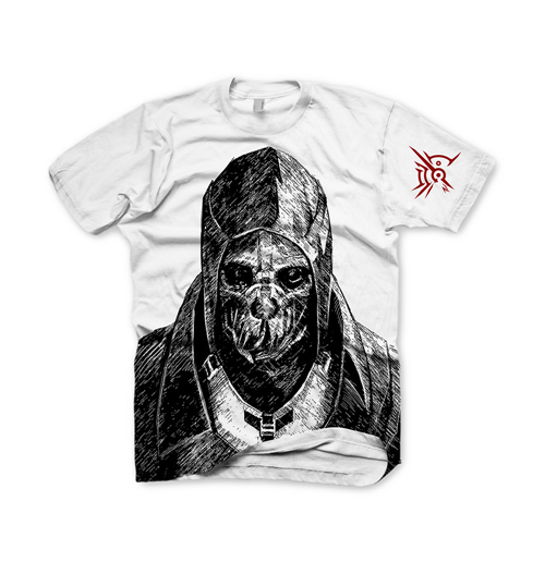 Image of T-shirt DISHONORED Corvo: Bodyguard, Assassin - L