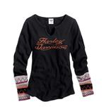 langarmeliges-t-shirt-harley-davidson-128005