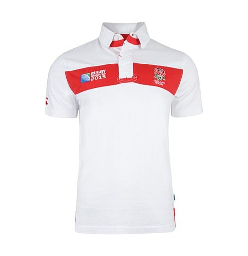 Image of T-shirt / Maglietta Inghilterra rugby (Bianco)