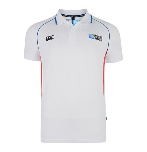 Image of Polo Inghilterra rugby RWC 2015 Winger Plain