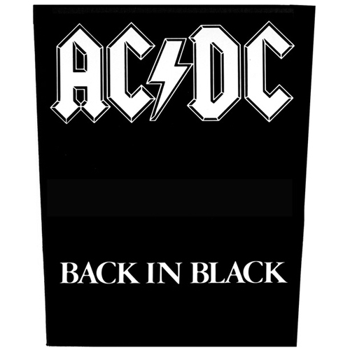 Image of Patch AC/DC