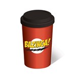 The Big Bang Theory Reisetasse Bazinga