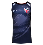 USA Rugby 2015 Training Singlet (Navy)