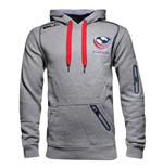 USA Rugby 2015 Pullover Hoody (Grey)