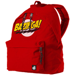 The Big Bang Theory Rucksack Bazinga Logo