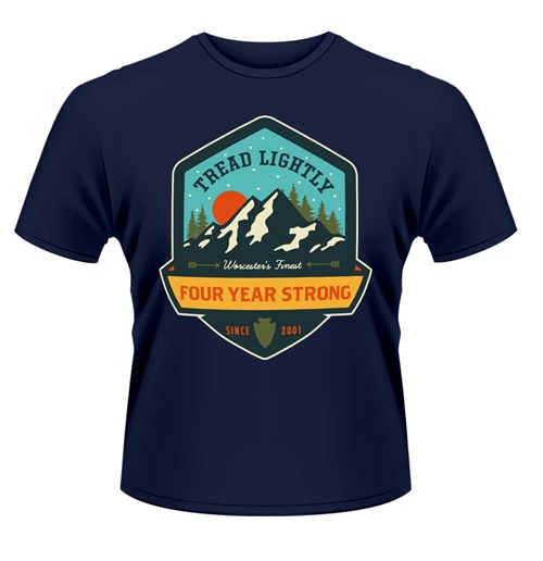 Image of T-shirt Four Year Strong 137354