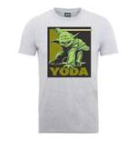 Star Wars T-Shirt Yoda Poster