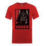 Star Wars T-Shirt Vader Head Art