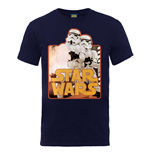 Star Wars T-Shirt Troopers Poster