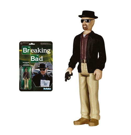 Image of Action figure Breaking Bad 137559