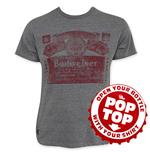 T-Shirt Budweiser für Männer