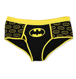 BATMAN Women's Bat Logo Panty
