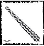 schmale-schwarz-wei-karierte-krawatte