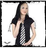 krawatte-mit-schwarz-wei-en-streifen
