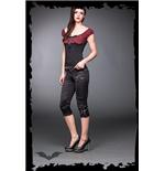 shirt-mit-schwarz-rotem-totenkopfdruck-und-schleife