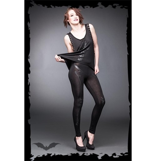 Image of Leggings Queen of Darkness 138915