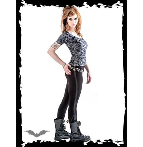 Image of Leggings Queen of Darkness 138926