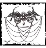 edles-halsband-mit-perlen-und-ketten