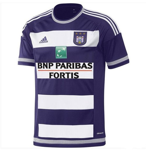 Image of Maglia Anderlecht 2015-2016 Adidas Home