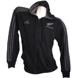 All Blacks Felpa FULL-ZIP Cappuccio 2015