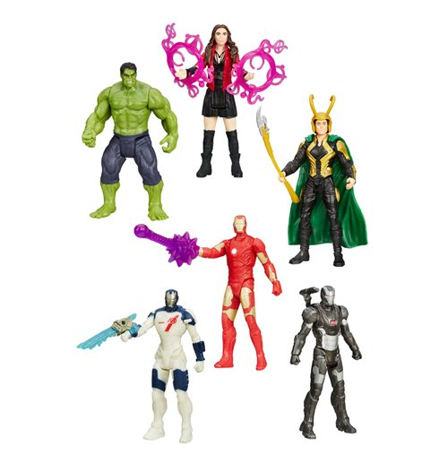 Action figure The Avengers 139403