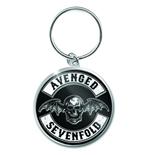 schlusselring-avenged-sevenfold-deathbat-crest