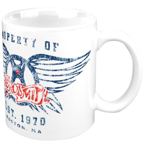 Image of Aerosmith - Property Of Logo (Tazza)