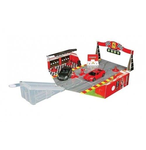 Image of Ferrari Race & Play - Open & Play 1:43