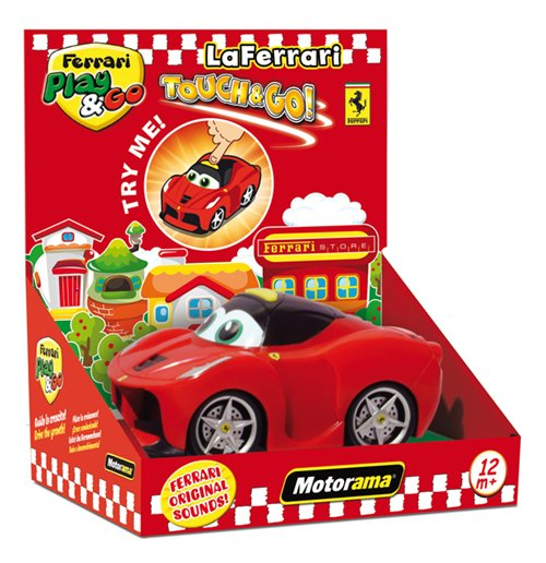 Image of Ferrari Play & Go - La Ferrari Touch And Go