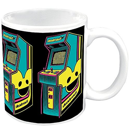Image of Deadmau5 - Arcade (Tazza)