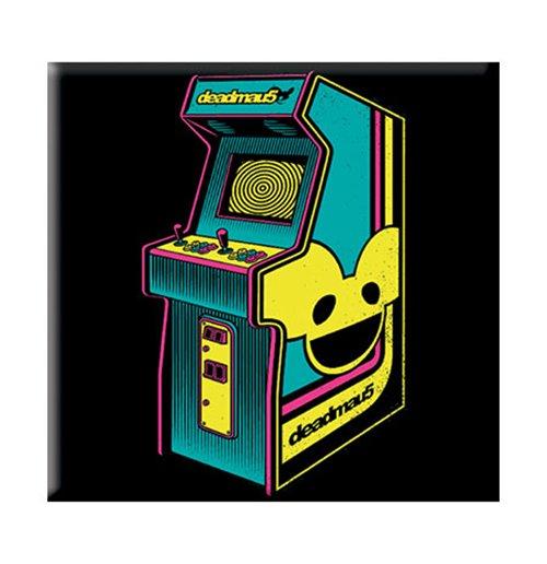Image of Deadmau5 - Arcade (Magnete Metallo)