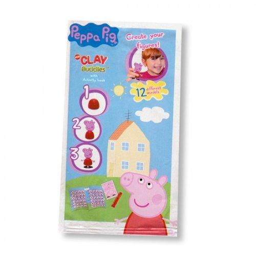 Image of Peppa Pig - Pasta Da Modellare - Bustina 1 Personaggio