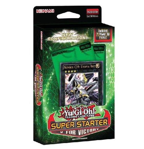 Image of Yu-Gi-Oh! - Starter Deck 2013 V Per Vittoria (43 Carte+Power Pack)