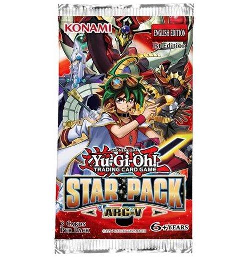 Image of Yu-Gi-Oh! - Star Pack 2015 (Bustina 3 Carte)