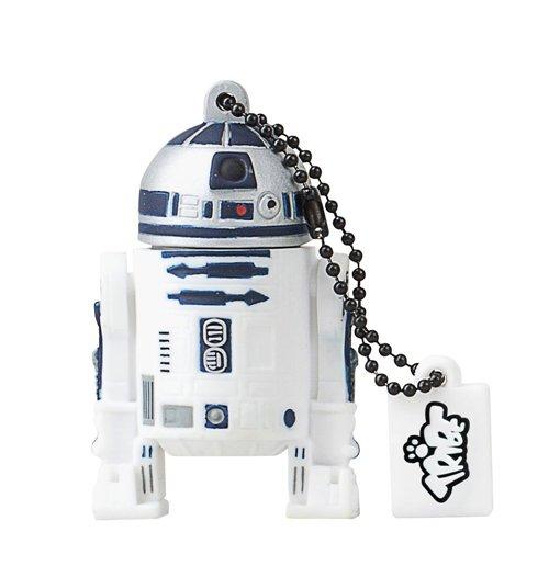 Image of        Star Wars - R2-D2 - Chiavetta USB Tribe 8GB