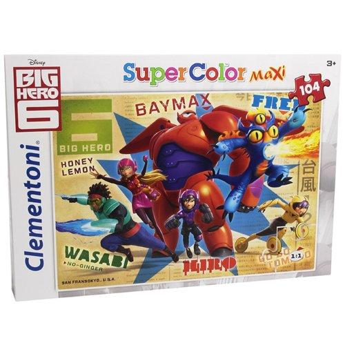 Image of Big Hero 6 - Puzzle Maxi 104 Pz - Accendi I Propulsori!
