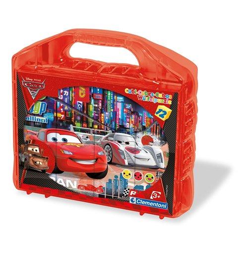 Image of Cars 2 - Puzzle Cubi 12 Pz