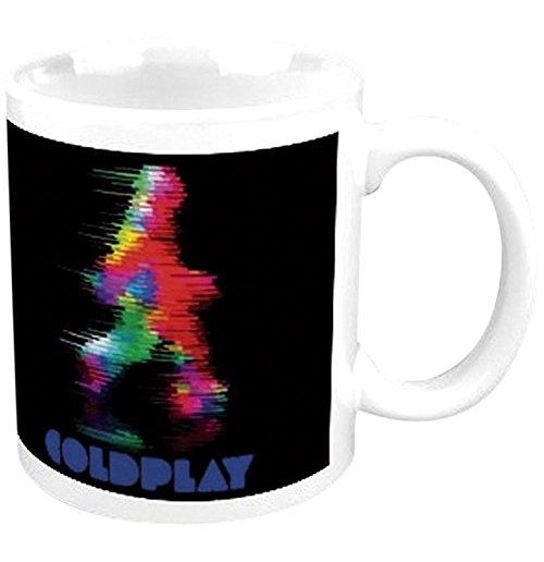 Image of Coldplay - Fuzzy Man (Tazza)