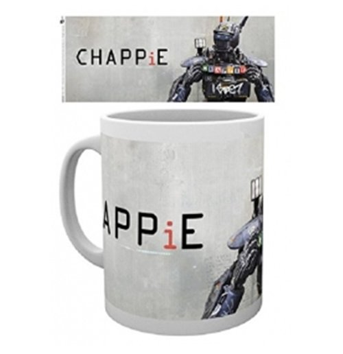 Image of Chappie - Logo (Tazza)
