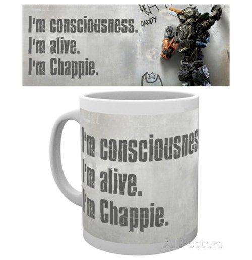 Image of Chappie - I Am (Tazza)