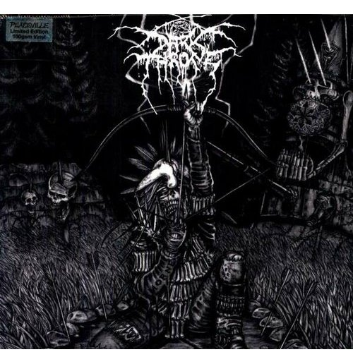 Image of Vinile Darkthrone - Circle The Wagons