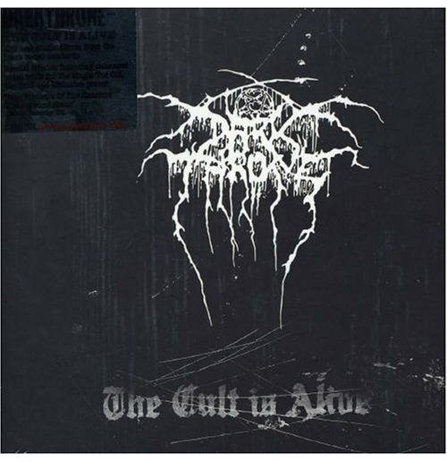 Image of Vinile Darkthrone - The Cult Is Alive