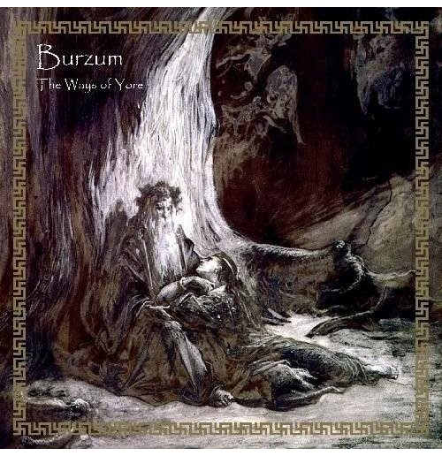 Vinil Burzum - The Ways Of Yore (2 Lp)