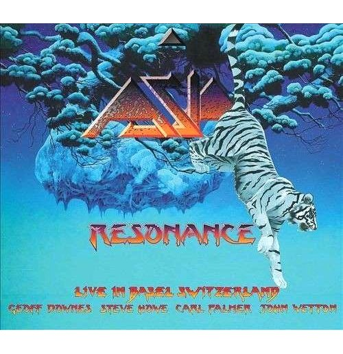 Image of Vinile Asia - Resonance - Live In Basel Switzerland Vol 1 (2 Lp)