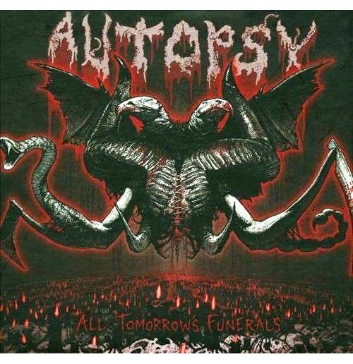 Image of Vinile Autopsy - All Tomorrow's Funerals (2 Lp)