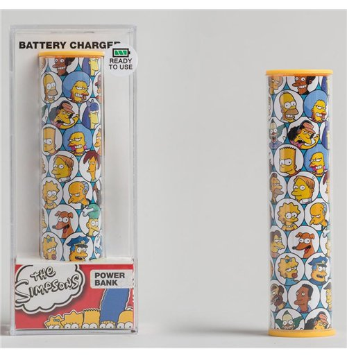 Image of Simpsons - Power Bank Springfield (2600 mAh)