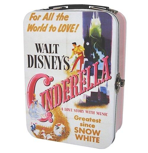 Image of Disney Film Posters - Cenerentola / Cinderella (Valigetta Metallo)
